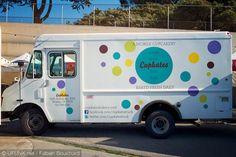 """""""Food Truck Collection"""", un petit projet personnel réalisé pendant ces derniers mois passés en Californie. Je me suis amusé à photographier les Food Trucks"""