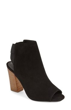 Sole Society 'Dakota' Peep Toe Bootie (Women) at Nordstrom.com.