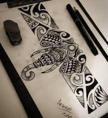 Imagem relacionada #maoritattoosbracelet #polynesiantattoosforearm #polynesiantattoosanimal