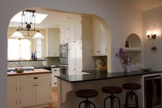 Country Kitchen - traditional - Kitchen - Los Angeles - Design Vidal