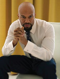 Common - My old Skool crush. I loved him when....lol