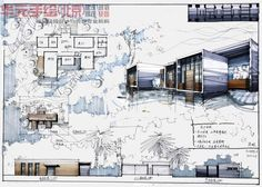 70 Ideas Design Presentation Boards Illustrations For 2019 Detail Architecture, Architecture Concept Drawings, Baroque Architecture, Architecture Board, Futuristic Architecture, Interior Architecture, Interior Design Presentation, Architecture Presentation Board, Presentation Boards