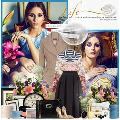 Olivia Palermo, created by giko-is-giantsister on Polyvore