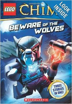 LEGO Legends of Chima: Beware of the Wolves (Chapter Book #2): Greg Farshtey: 9780545516501: Amazon.com: Books