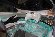 【CES 2017】トヨタ、人工知能搭載車「Concept-愛i」を世界初公開