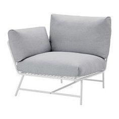 IKEA IKEA PS 2017 corner easy chair with cushions