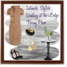 """""""Lodge at Torrey Pines Wedding"""" by cbslifestylist on Polyvore"""