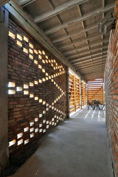 Rustic ways of incorporate natural lighting Biotope at Honětice / Prokš Přikryl architects