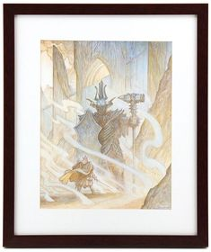 Fingolfin and Melkor, Justin  Gerard
