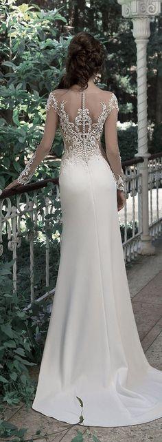 Milva 2017 Wedding Dresses – Sunrise Collection #weddingdress