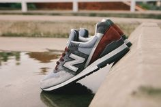 New Balance Made In USA M996GK