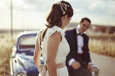 Us by @guacamolebodas #wedding @solealonso
