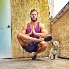 toe stand #yoga