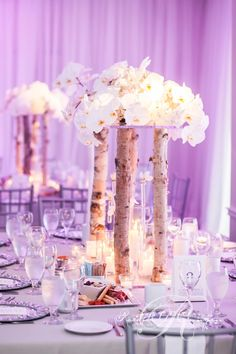 Muskoka Weddings Flowers Centrepieces Rachel A. Clingen