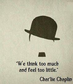 Charlie Chaplin •••