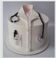 """Duru Cake & Party on Instagram: """"Doktor adayı⚕️Hande Hanım'ın Doğum Günü Sürprizi #30ocak2017…"""""""
