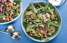 Winter Salad with Lemon-Yogurt Dressing - Bon Appétit