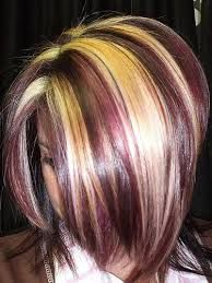 hair color brown blonde and red - Google Search