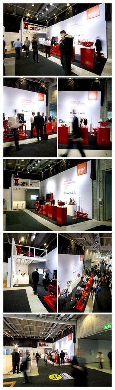 Exhibition stand design | Servi Group - Nor-Shipping 2015.
