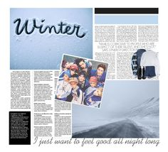 """❄️❄️❄️"" by yb77 ❤ liked on Polyvore featuring GET LOST, Fendi, Chicnova Fashion, Dr. Martens, Winter, nct and NCT127"