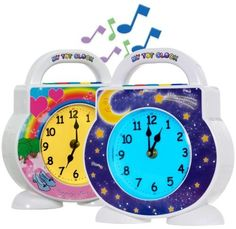 """My Tot Clock: Helping Small Children Sleep Better.So Parents Can Too! Amazing versatile """"sleep"""" clock for toddlers. Toddler Alarm Clock, Toddler Night Light, T 64, Clock For Kids, Kids Sleep, Baby Sleep, Child Sleep, Toddler Sleep, Toddler Fun"""