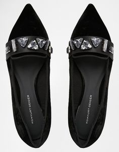 kg-kurt-geiger-animal-kg-by-kurt-geiger-luxury-black-velvet-embellished-flat-shoes-product-1-25353333-0-122141154-normal.jpeg (870×1110)