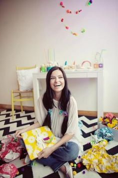 Birthday party ideas for teens {Photo by Anne Marie Photography}