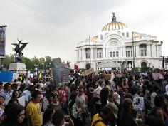 Marcha Anti Peña Nieto