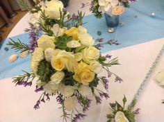 Sea Shell Brides Bouquet
