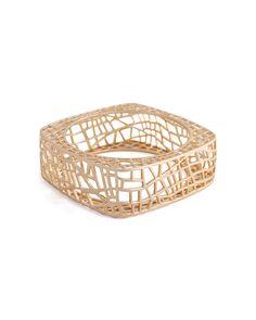 Bird Cage Bangle - JewelMint