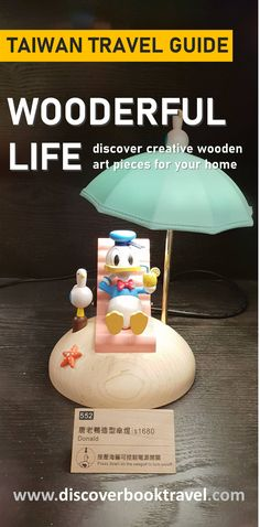 Looking for the best design and wood products in Taiwan to bring home?  Then you must go to Wooderful Life in Taiwan.  They are a specialized Taiwan brand who specializes in creative wooden products for your home and lifestyle needs.  In this comprehensive article, we bring you the best designs that you can find at Wooderful Life.  Save this pin and click to read more.   #discoverbooktravel #wooderfullife #taiwandesign #taiwancity #whattodointaiwan #asiatravel #travelasia #taiwantravel…