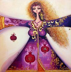Canan Berber Art Online - 005