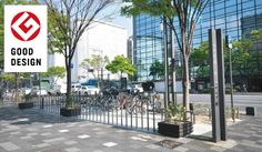 御池通まちかど駐輪場 | 京都市