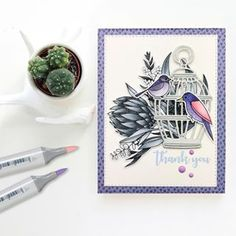 A little sneak peak at what I've been colouring. can you guess the theme of the next Stamp & Colour Kit? Copic Sketch Markers, Creative Company, Color Kit, Handmade Tags, Cute Cards, Creative Cards, Colouring, Making Ideas, Stencils