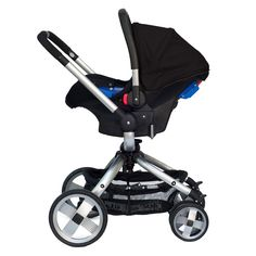 Broadway Designer Stroller by JJ Cole Collections | Maternity Clothes and Baby Gear www.duematernity.com