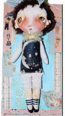 Nancy Latham one of my favorite doll makers...
