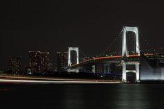 Roppongi, Tsukiji, Tour Eiffel, Odaiba, George Washington Bridge, Rainbow Bridge, Travel, Small Bbq, Viajes