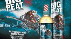 Whisky Big Peat in edizione limitata per il Natale 2015