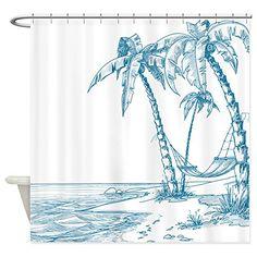 CafePress - Blue Palm Tree - Decorative Fabric Shower Cur... https://www.amazon.ca/dp/B00PCMSGC0/ref=cm_sw_r_pi_dp_x_.hMBzb8QA0W8S