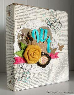 Ronda Palazzari Out Art Journal Album 2