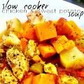 Linked to: www.loulougirls.com/2016/02/slow-cooker-chicken-and-sweet-potato.html