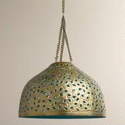 Desiree Metal Bell Pendant Lamp