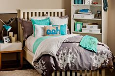 6 tips for decorating your dorm room, from Sabrina Soto, #Target's home style expert.