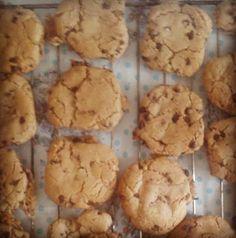 Galletas estilo cookies