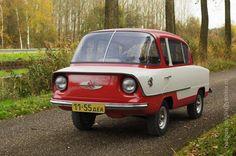 1955 Nami A50 Belka (Russian microcar)