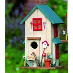Vogelhaus 'Country' , 1 Stück - BALDUR-Garten GmbH