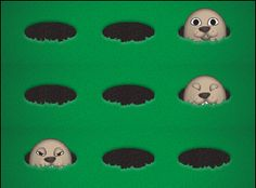 """Is Your Supply Chain Strategy a Game of """"Whack-a-Mole"""" ? Supply Chain Strategy, Got Game, Mole, Games, Web Design, Poetry, Art, Art Background, Mole Sauce"""