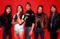 Steve Harris/Bruce Dickinson/Nicko McBrain/Adrian Smith/Dave Murray