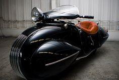 1930 Henderson KJ Streamline.