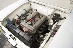 Deze Alfa Romeo Giulia Ti Super Competition uit 1964 wordt te koop aangeboden door veilinghuis Bonhams. Dit exemplaar zou in eerste instantie geprepareerd.. Embossed Fabric, Alfa Romeo Cars, Alfa Romeo Giulia, Motor Engine, Cars And Motorcycles, Classic Cars, Engineering, Shopping, Engine